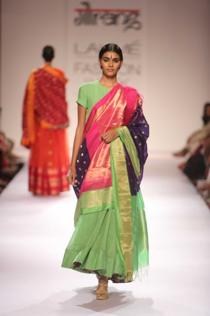 Lakme Fashion Week Winter/Festive 2014 : Gaurang