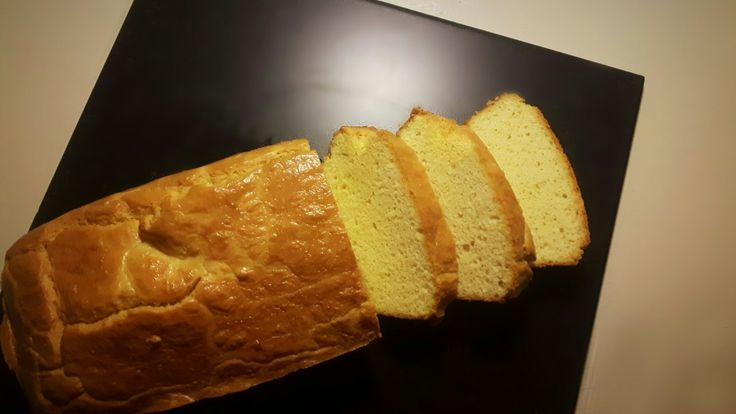 Koolhydraatarme cake 180 c 45 min 8 plakjes..p/s 2.3 kh.. Lekker met wat slagroom en evt  rode vruchtjes erio..