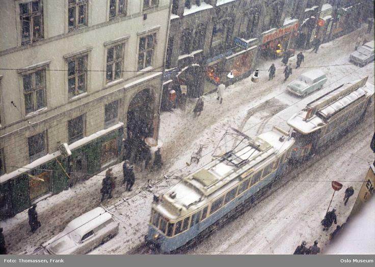 snow, 1963