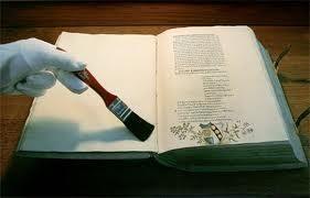 #Comepulire e conservare i libri, antichi e non