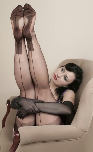 леди стокинг крупно порно фото