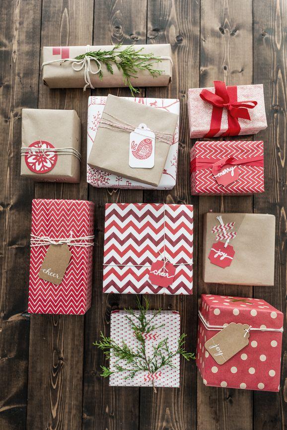 Упаковка и декор подарков