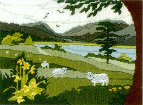 Derwentwater SD03 Grasmere Longstitch Kit