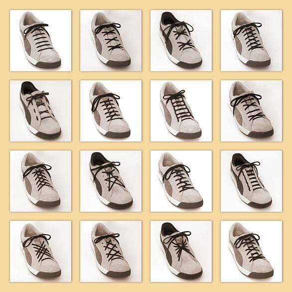 Shoelaces - como atarse los cordones