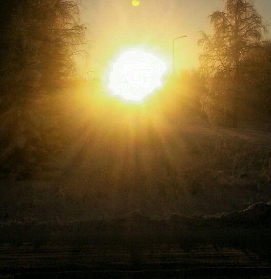 December #sun
