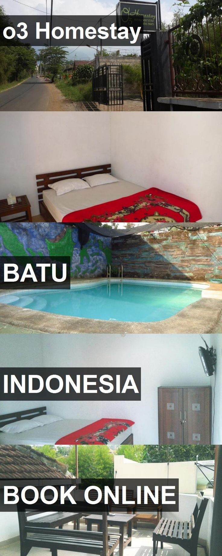 Hotel o3 Homestay in Batu, Indonesia. For more information, photos, reviews and best prices please follow the link. #Indonesia #Batu #travel #vacation #hotel