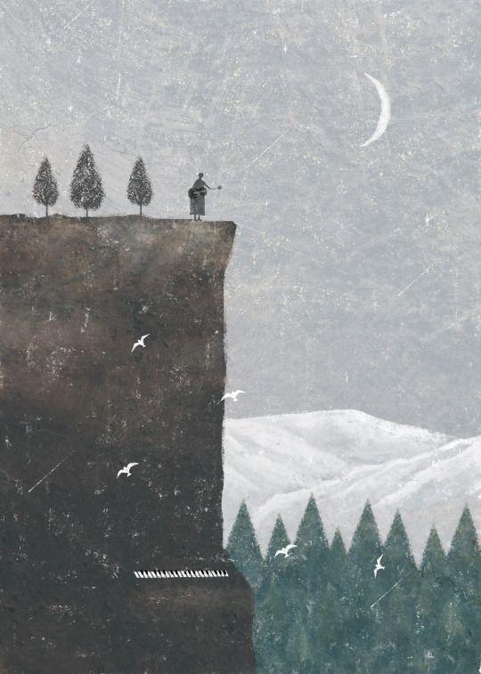 Akira Kusaka...Winter Soul...Seasons of the soul