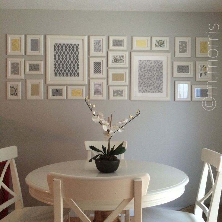 7 best virserum frame arrangement images on Pinterest | Photo walls ...