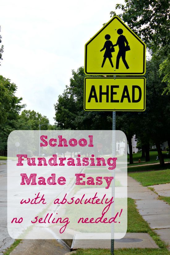 You'll LOVE this super easy fundraising ideas for your school -- and NO door-to-door selling for kids involved!  Sponsored by General Mills®