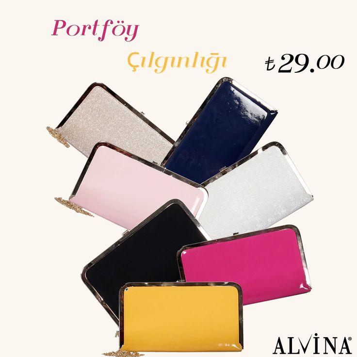 Tarzınızı yansıtacak şık ve rengarenk Alvina portföy çantalar ile şıklığınızı tamamlayabilirsiniz... #alvina #alvinamoda #alvinafashion #alvinaforever #hijab #hijabstyle #hijabfashion #tesettür #fashion #stylish #rengarenk #portföy #çanta #colors #renginiseç #tarzınıbelirle