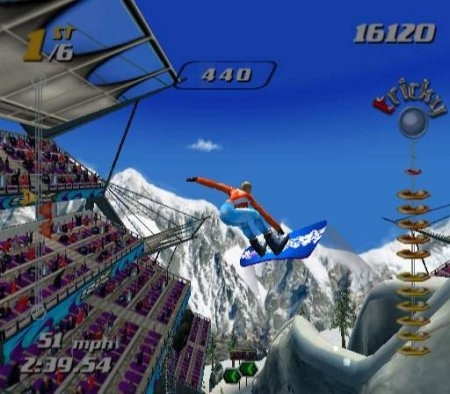 SSX tricky is awesomeness