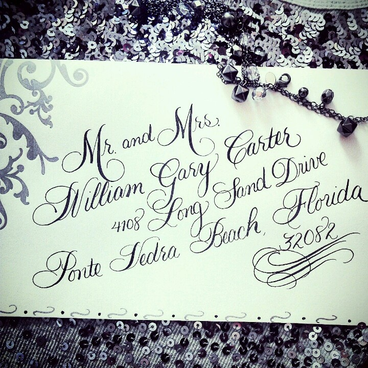 108 Best Calligraphy Flourishing Images On Pinterest