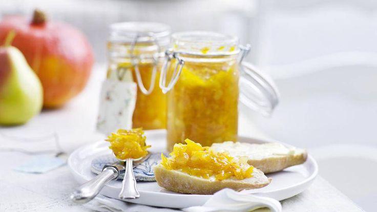 Próbowaliście kiedyś konfitury z dyni i gruszek? Teraz macie taką okazję! Sprawdźcie przepis w Kuchni Lidla!