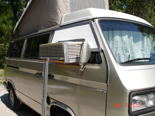 The Samba Forum Solution To Hot Days When You Are Minivan