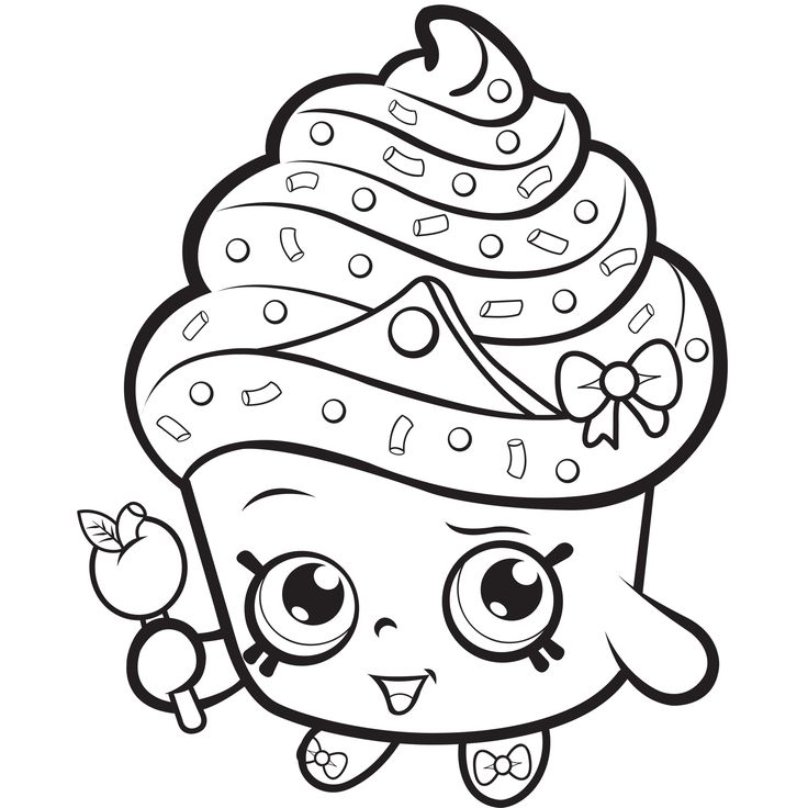 20 best shopkins coloring pages images on Pinterest | Colouring ...