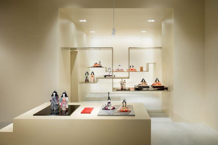 Проект Beishu Gallery от студии Sasaki Architecture + Atelier O http://archiq.ru/proekt-beishu-gallery-ot-studii-sasaki-architecture-atelier-o/
