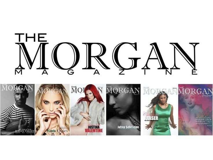 The Morgan Magazine project video thumbnail