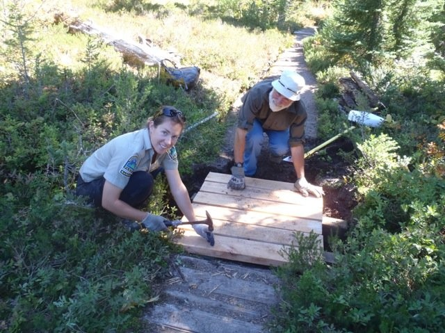 Garibaldi Provincial Park gets a little help from its friends