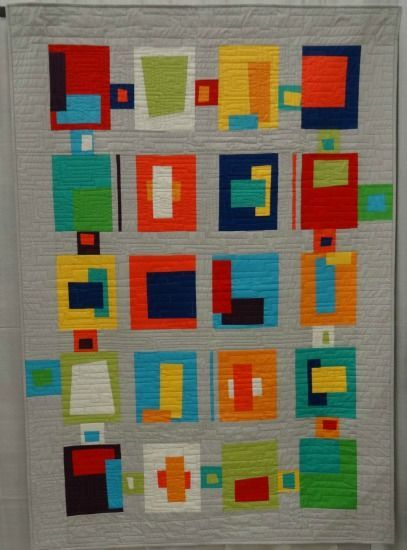 Quilts from QuiltCon 2015 | Quilting Sewing Creating