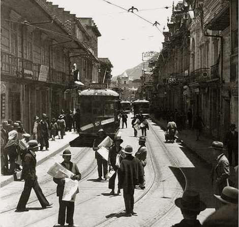 Old Bogotá