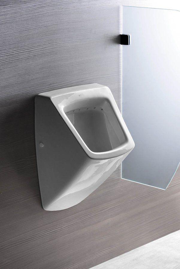 PURITY pisoár hranatý 38x53cm, zadní přívod vody (2570-DS), SAPHO E-shop