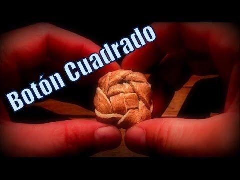 """Botón cuadrado """"El Rincón del Soguero"""""""