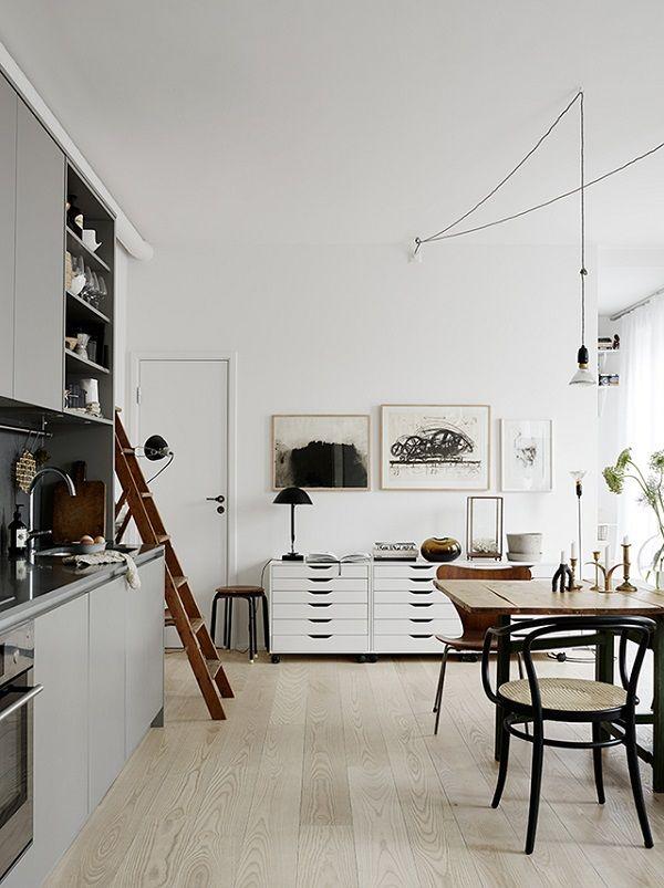 Una casa calda come un abbraccio - Interior Break