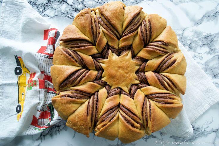 Il fiore di brioche alla nutella è un dolce lievitato incredibilmente morbido e goloso che mette tutti d'accordo. Scopri la ricetta per il bimby.