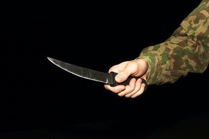 Cómo probar un cuchillo de supervivencia