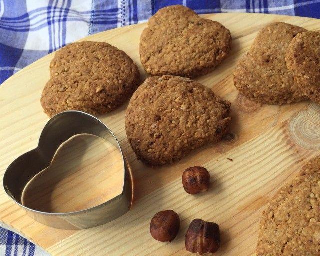 biscotti speziati alla nocciola