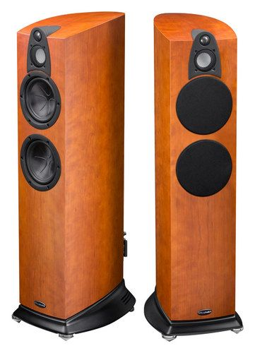 Wharfedale Jade 5 3-way Cherry (WHJ5CHY)