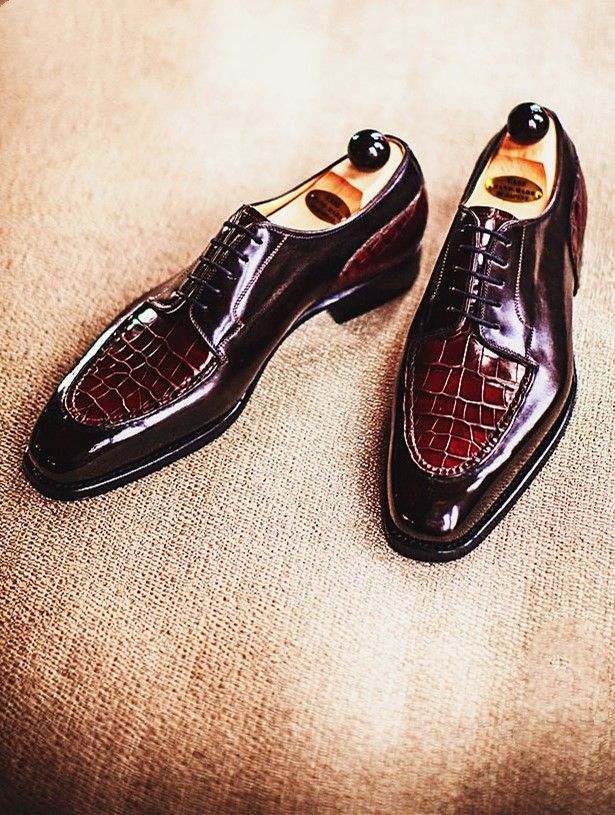 7548fc5e31e Best luxury leather crocodile shoes for sale   Alligator Shoes and ...
