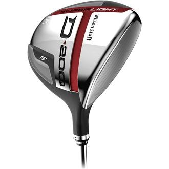Wilson Staff D200 Fairway Wood Winner of Silver AwardThe D200 fairway woods with a 455 maraging face insert and the Right Light Technology make it easier to swing even faster with the same effort generating maximum distance. 455 MA http://www.MightGet.com/may-2017-1/wilson-staff-d200-fairway-wood.asp