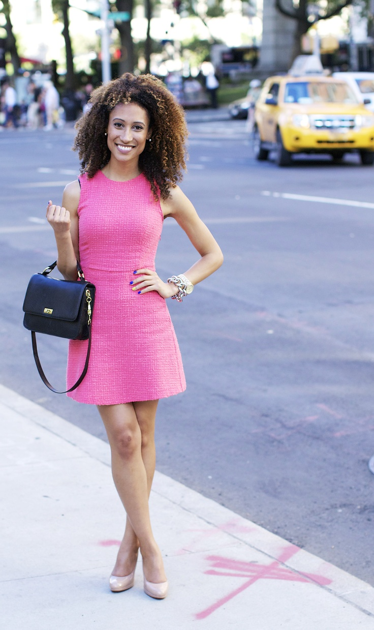 Elaine Welteroth, Beauty & Health director of Teen Vogue