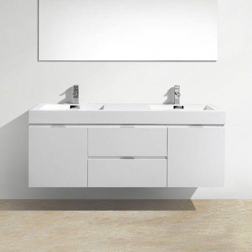 The 25+ best Modern bathroom vanities ideas on Pinterest Modern