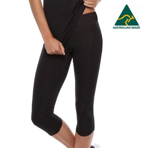 Australian Made ladies re-energisers compression shorts | fitness & active wear.  - to improve circulation and for faster sports recovery - with Celliant technology