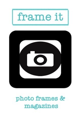 "Welcome to ""FrameIt""! This stylish application is all about photos and frames but the main difference between this and other apps is that you can pick any photo from your existing iPhone gallery or take a new photo and flair it up like the photos in magazines and or put an attractive or humorous frame around it. We have 65+ magazine cover themes and more than 120+ awesome frames.  #frameIt #iphone #ipod #photoframe #ipad #app #apple #itunes #magazineCovers #iphoneapp #iphoneapps"