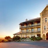 WANT TO STAY: Mount Lofty House, South Australia.
