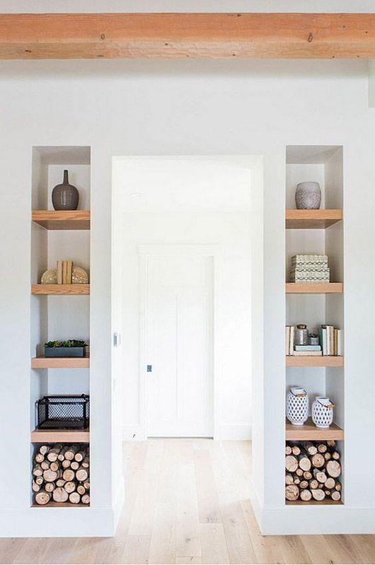 Best 25 White Wall Shelves Ideas On Pinterest Ikea