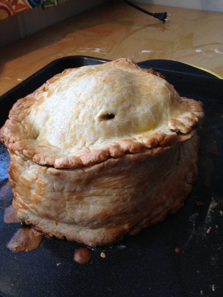 medieval game hen pot pie http://www.foodnetwork.com/recipes/alton-brown/medieval-game-hen-pot-pie-recipe/index.html