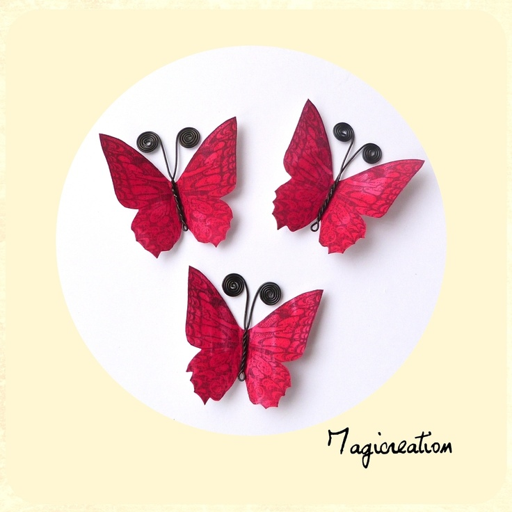 1000 id es sur le th me rideaux de soie sur pinterest rideaux black out mo - Papillon en papier de soie ...