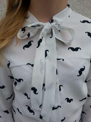 Wąsata koszula