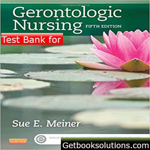 325 best getbooksolutions images on pinterest download test bank for gerontologic nursing 5th edition by meiner pdf instant download gerontologic nursing fandeluxe Image collections