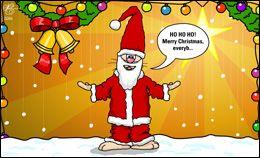 Free Musical Christmas E-cards | free funny christmas ecards music