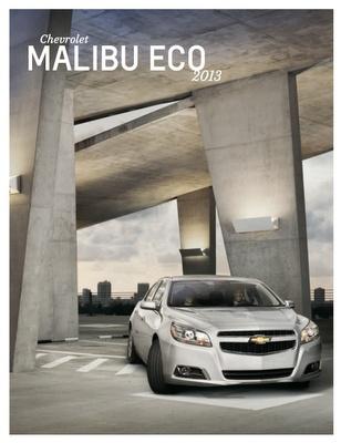 Hank Graff Chevrolet - Bay City: Downloadable 2013 Chevy Malibu Brochure