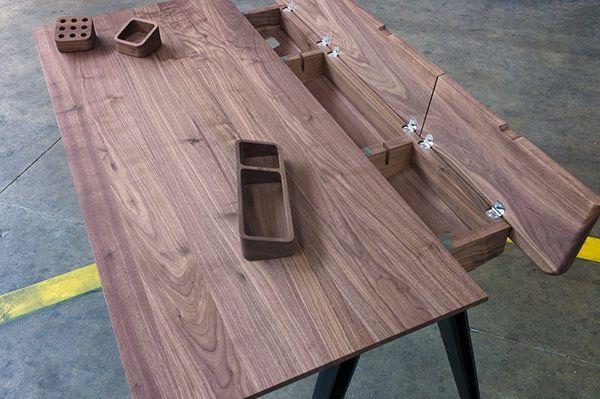 Orson Desk by Matthew Hilton