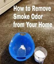 """Recently, one of the vacation rentals my husband manages was rented to a smoker. The guest had stayed about 2 weeks and had blatantly ignored the """"No Smoking"""" sign that sits prominently in the living room. But as frustrated as we were by the lack of respect for the home and our rules, w"""