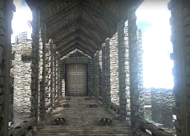 TREE HOUSE Ark Survival 3 Pinterest Tree houses and Video games - new blueprint ark survival