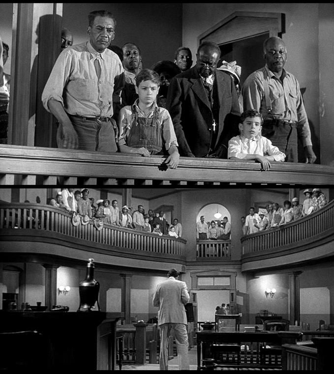 In the novel To Kill a Mockingbird, does Scout (Jean Louise) have black or white skin?