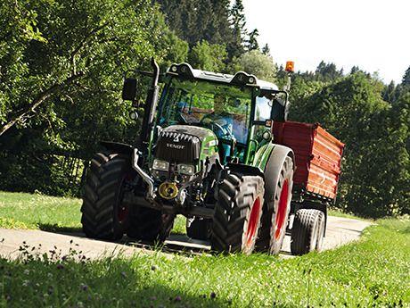 Highlights | Fendt 200 Vario | Traktoren - AGCO GmbH